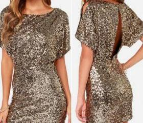 Fabulous Sequined Sh..