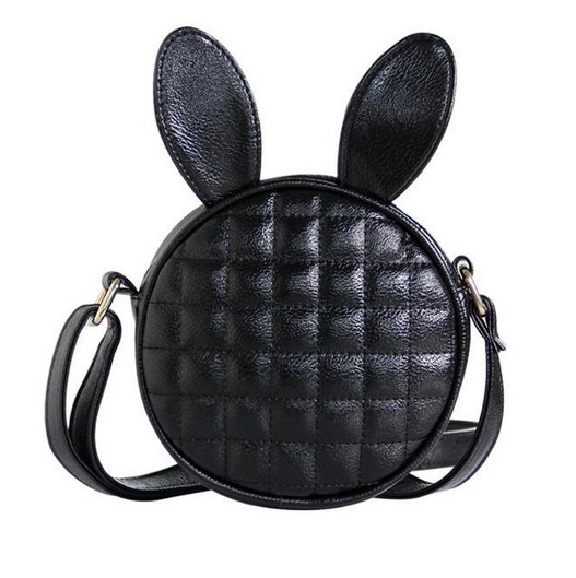 Cute Black Bunny Design Fashion Bag